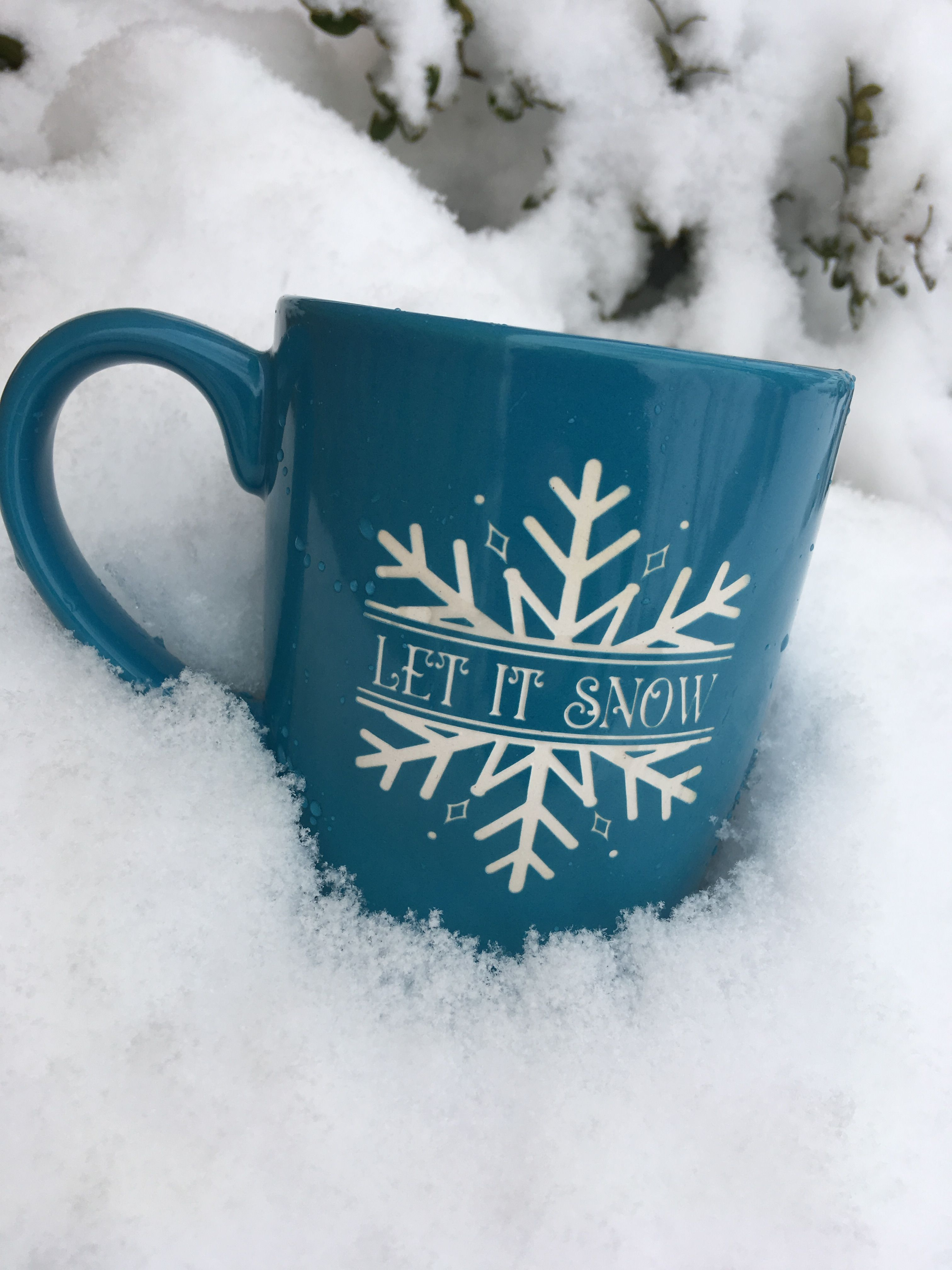 Sandblasted deep etched mug by Rock of Etches (Facebook