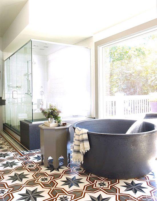 Mooie Marokkaanse badkamers | Home Suite Home | Home Suite Home by ...