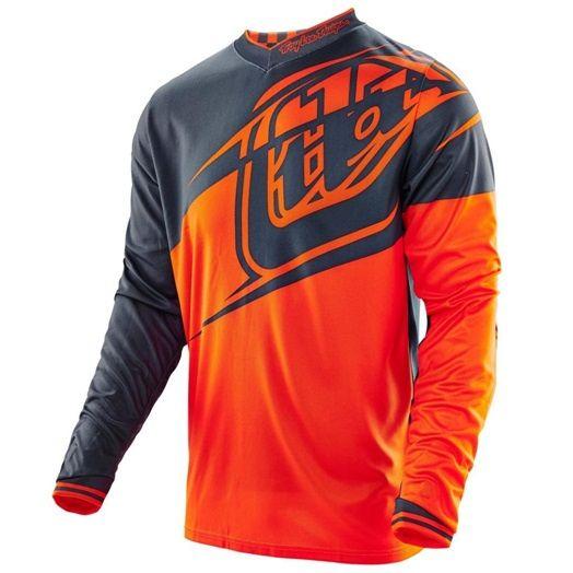 TLD Troy Lee Designs MX Race Jersey  7ee706789