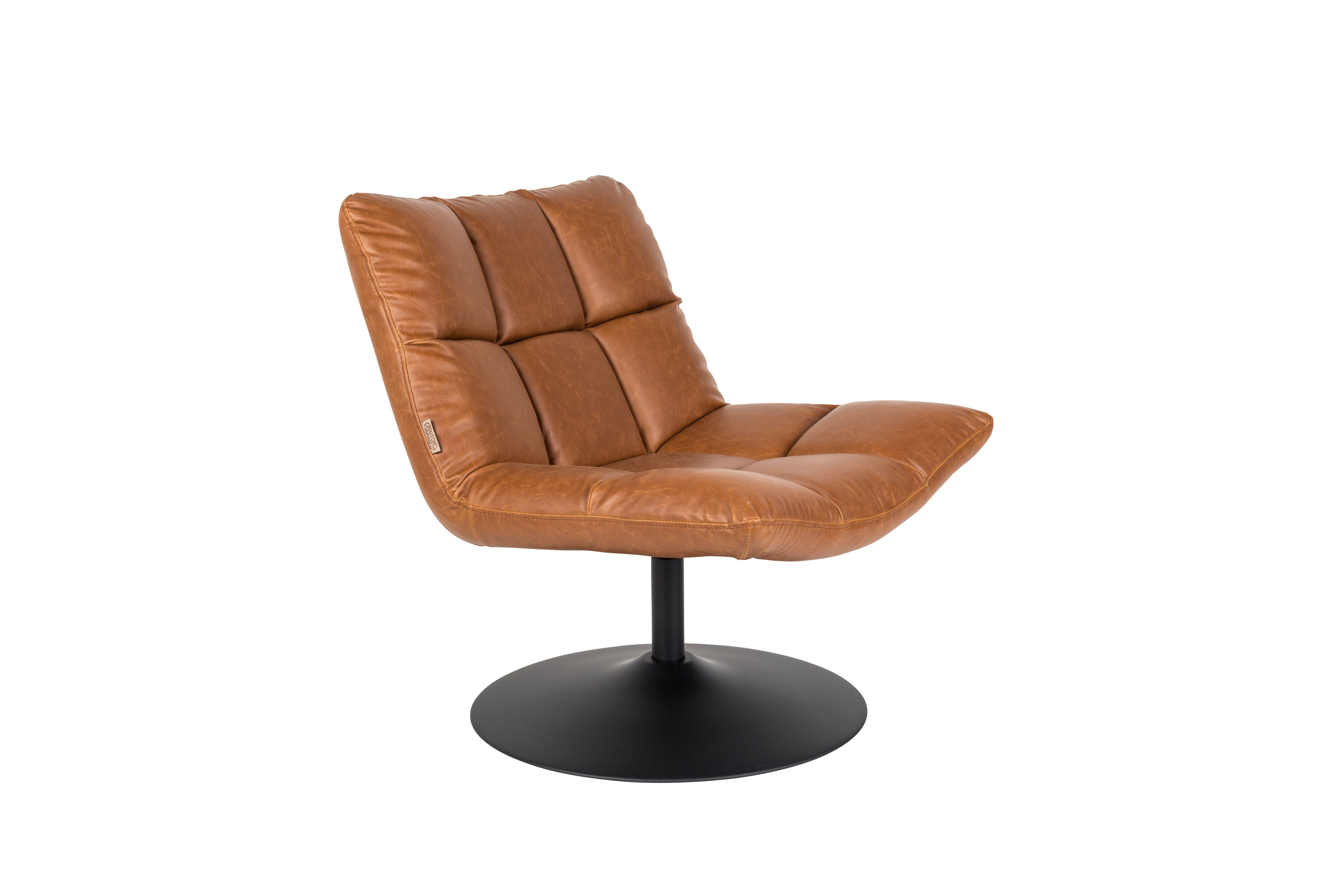 Fauteuil bar van dutchbone is een heerlijke loungestoel die zo