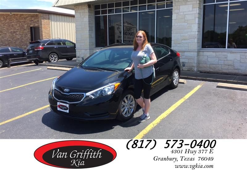 HappyBirthday to Cheryl from Tyler Ross at Van Griffith
