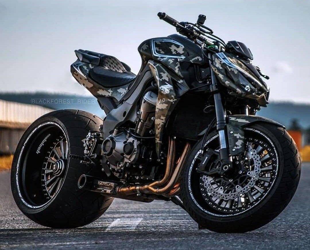 Moto nuove: Kawasaki Z1000 - MOTOLOGY