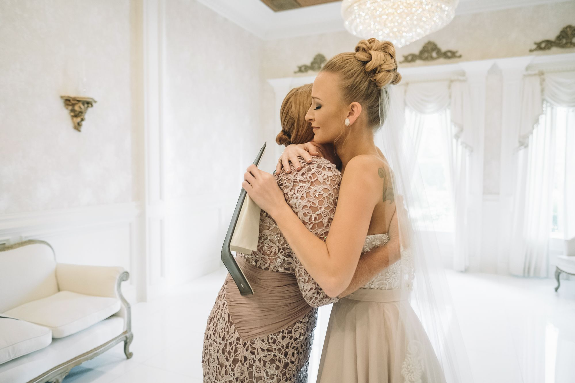 Maci Bookout Teen Mom Wedding Picture | Summer Pastel Wedding Theme ...