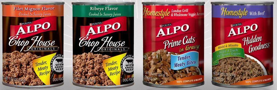 Alpo brand dog food healthystartshere dog food