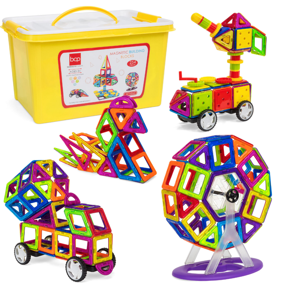 Dealfomo The Best Deals From The Best Retailers In One Place Stem Toys Magnetic Building Blocks Toy Sets