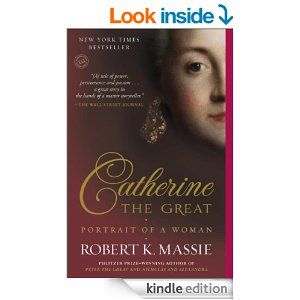 Catherine the Great Portrait of a Woman eBook