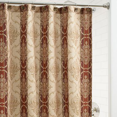 Croscill Classics® Madison Fabric Shower Curtain - jcpenney | Tuscan ...