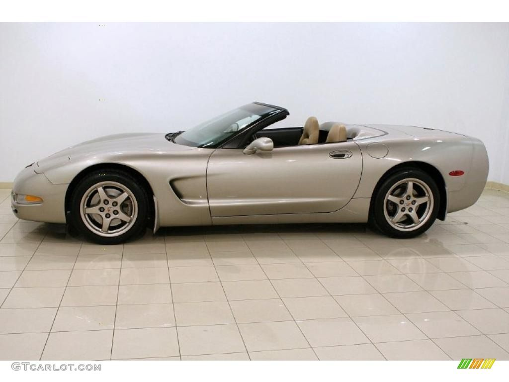 1999 Light Pewter Metallic Chevrolet Corvette Convertible 47351031 Photo 4 Gtcarlot Com Car Color Galler Corvette Convertible Corvette Chevrolet Corvette