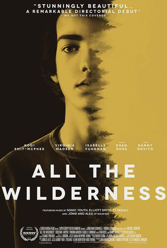 Tonight's Film #AllTheWilderness A sensitive young man overcoming the death of his father ventures out to the city.C+