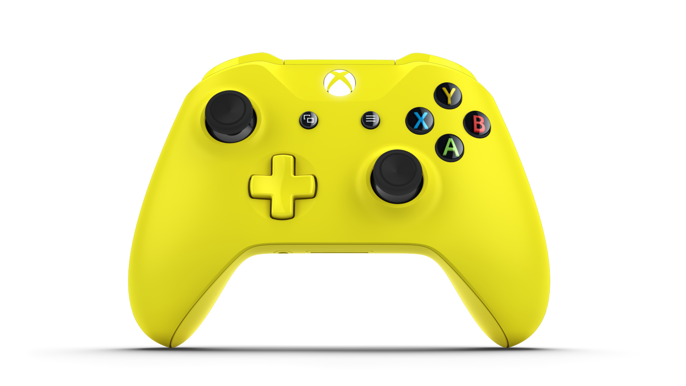 I designed an Xbox Wireless Controller with Xbox Design