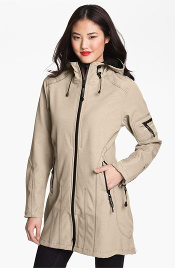 96068fe70 Ilse Jacobsen Hornbaek Hooded Raincoat available at #Nordstrom ...