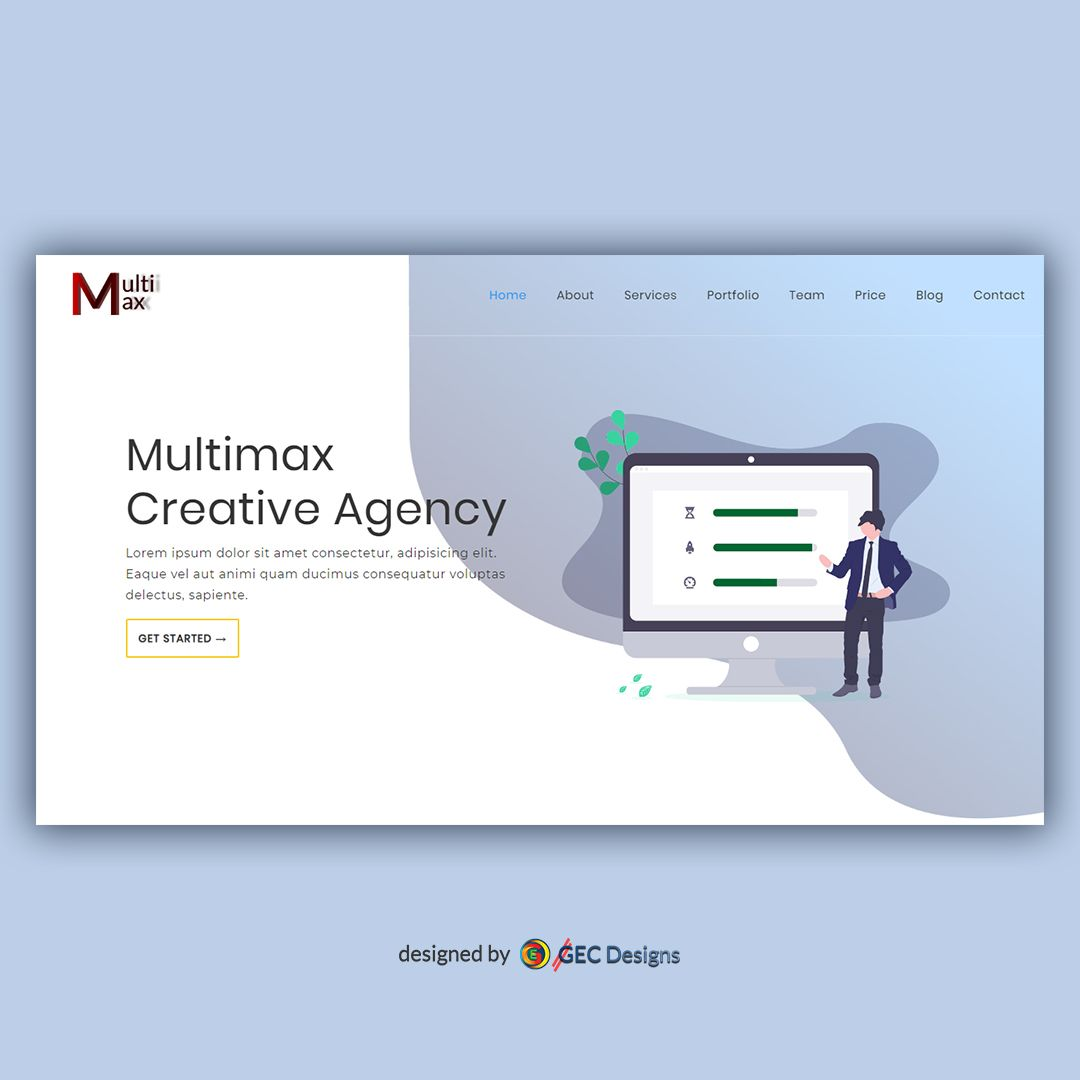 Download Free Website Templates Gec Designs In 2020 Free Website Templates Website Template Responsive Website Template