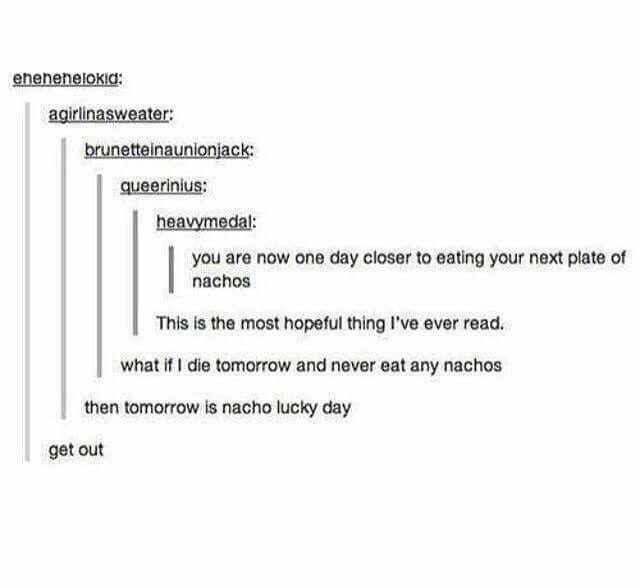 Nacho!