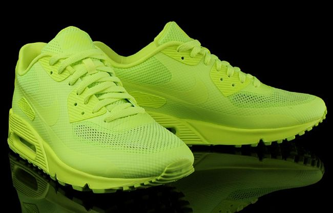 air max hyperfuse volt green