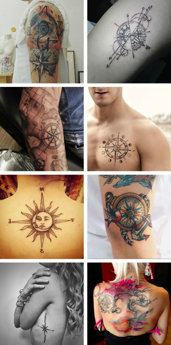 142 + inspirierende Ideen und Bilder zum Thema Compass ...