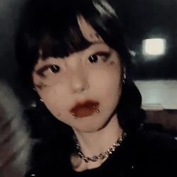 ulzzang  tumblr  edgy makeup bad girl aesthetic