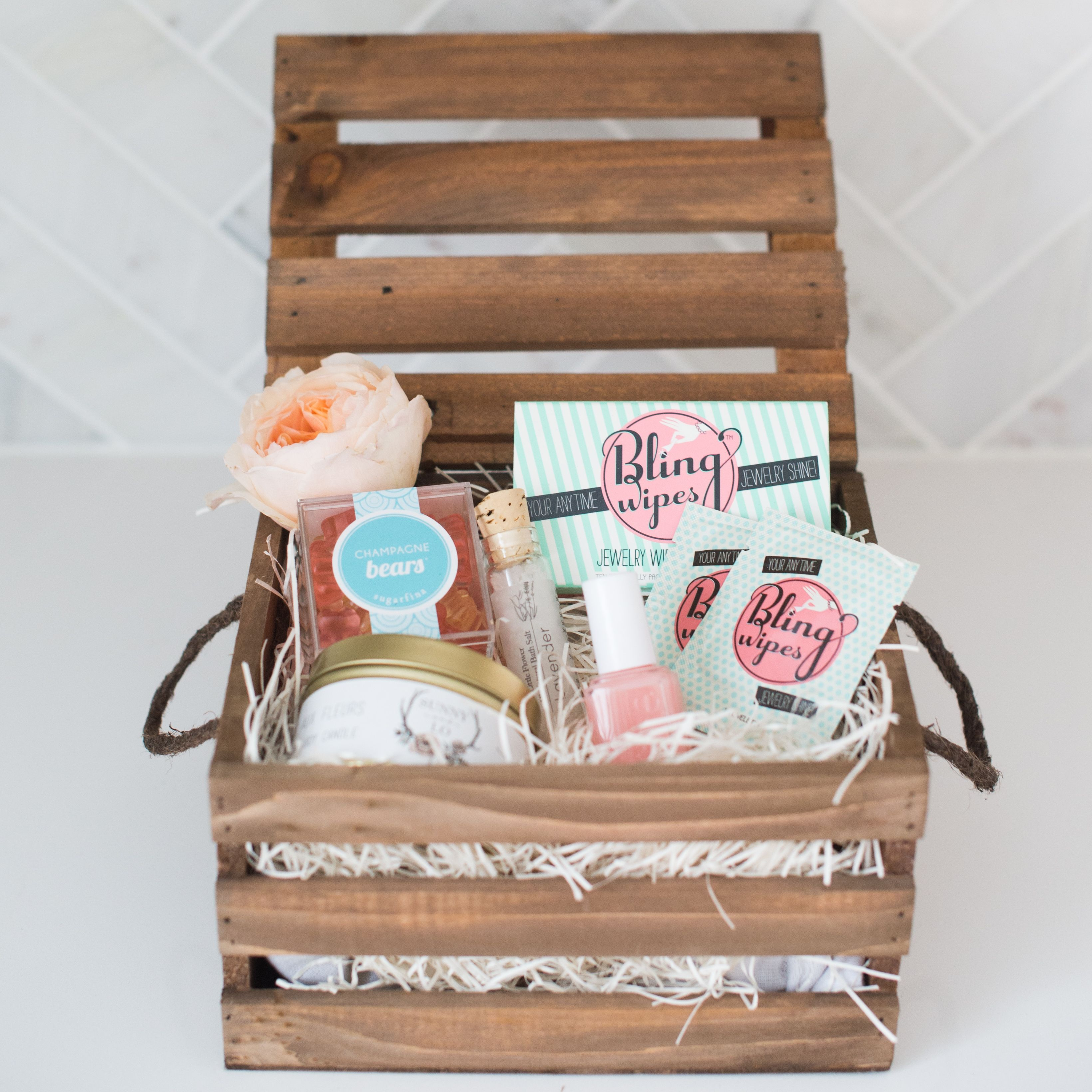 Artisan Gifts by Marigold + Grey Will you be my