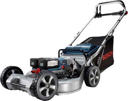 rasenm her bosch professional 0600911001 bosch gra 48 push lawnmower batterie akku hier. Black Bedroom Furniture Sets. Home Design Ideas