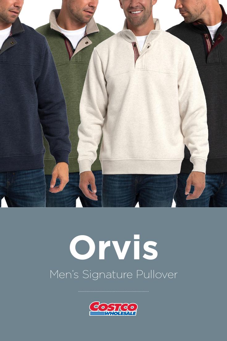 9dbdaf9034 Orvis Men s Signature Pullover S Signature