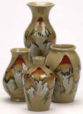 Moorcroft Pottery - \