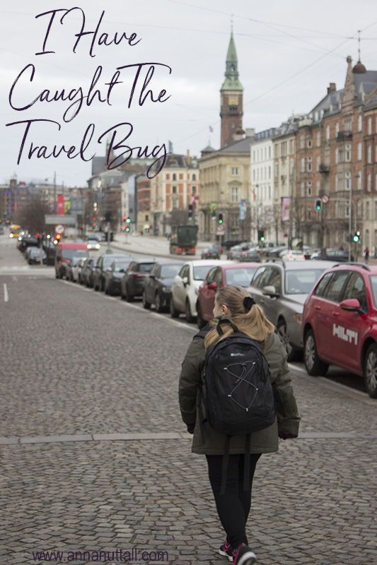 Anna Nuttall | I Have Caught the Travel Bug