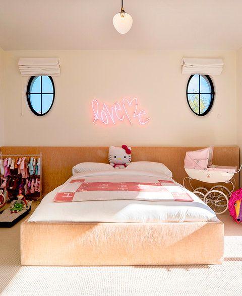 penelope disick s bedroom is the stuff of childhood dreams rh pinterest com