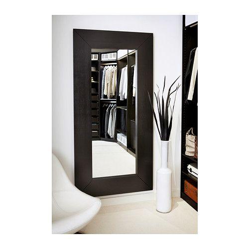 mongstad miroir brun noir miroir ikea miroirs et ikea. Black Bedroom Furniture Sets. Home Design Ideas