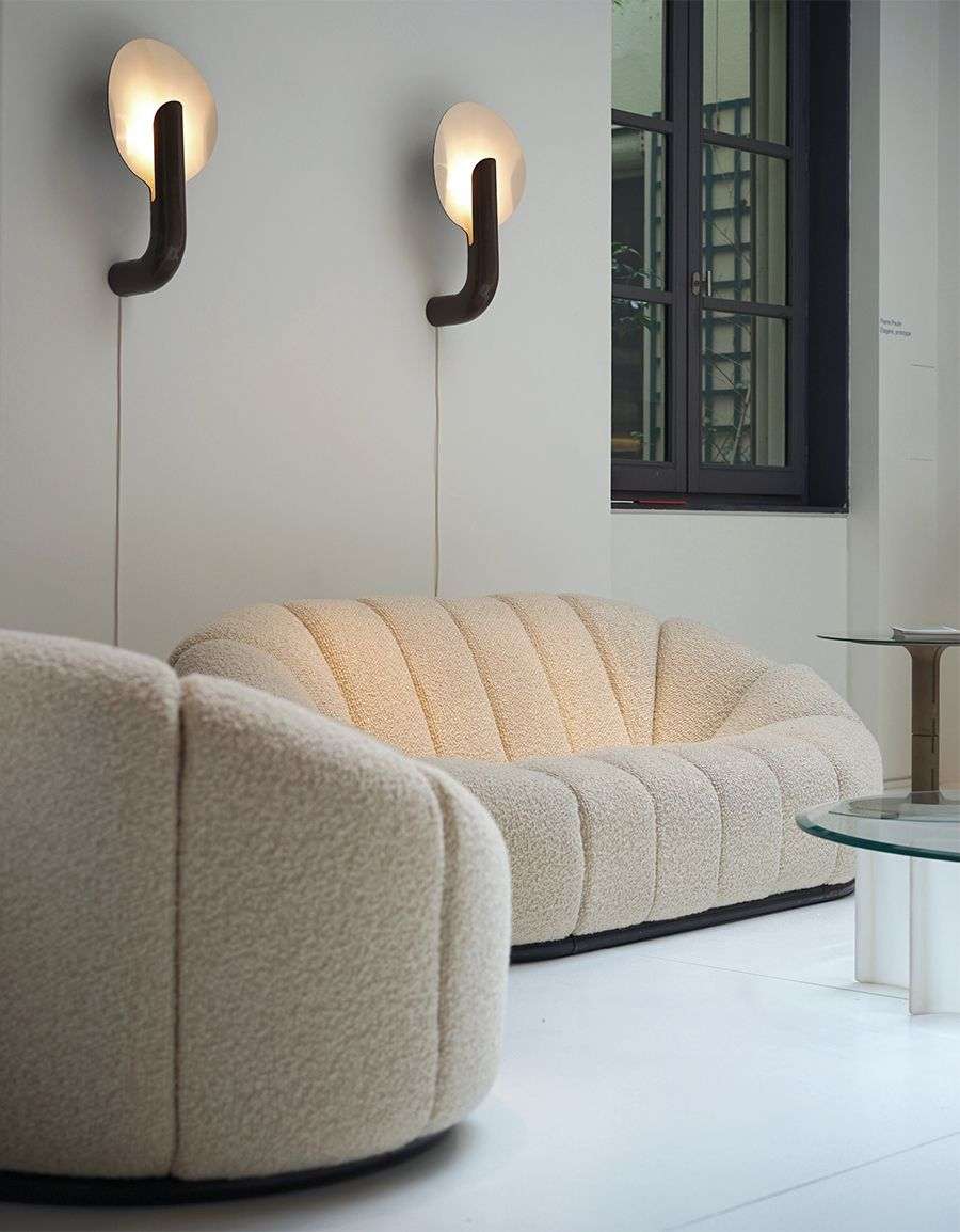 Pierre Paulin Sofa Elysee Chairs Interiors Sofa Furniture Furniture Design