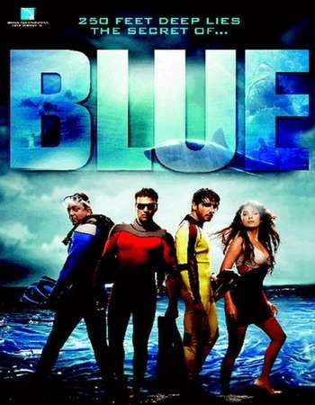Poster Of Blue P Brrip Free Download Watch Online