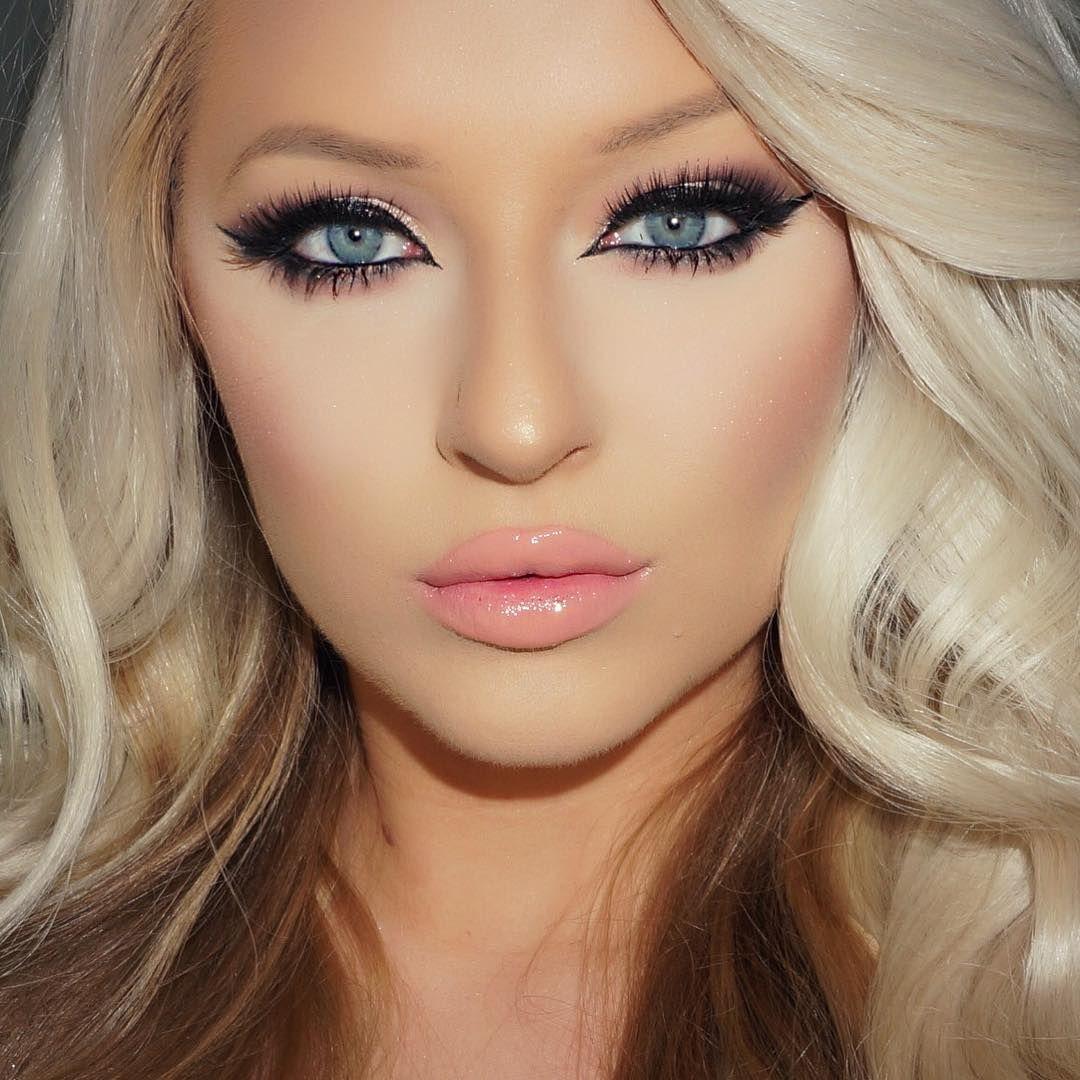 ℒℴvℯly Dramatic wedding makeup, Dramatic eye makeup