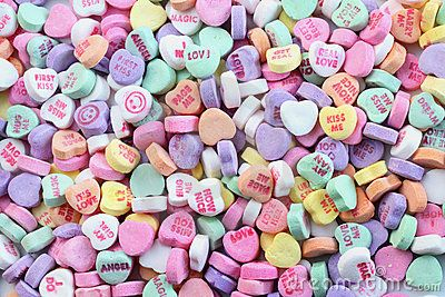 Candy Hearts Cute 3 Pinterest Valentine S Day Candy And