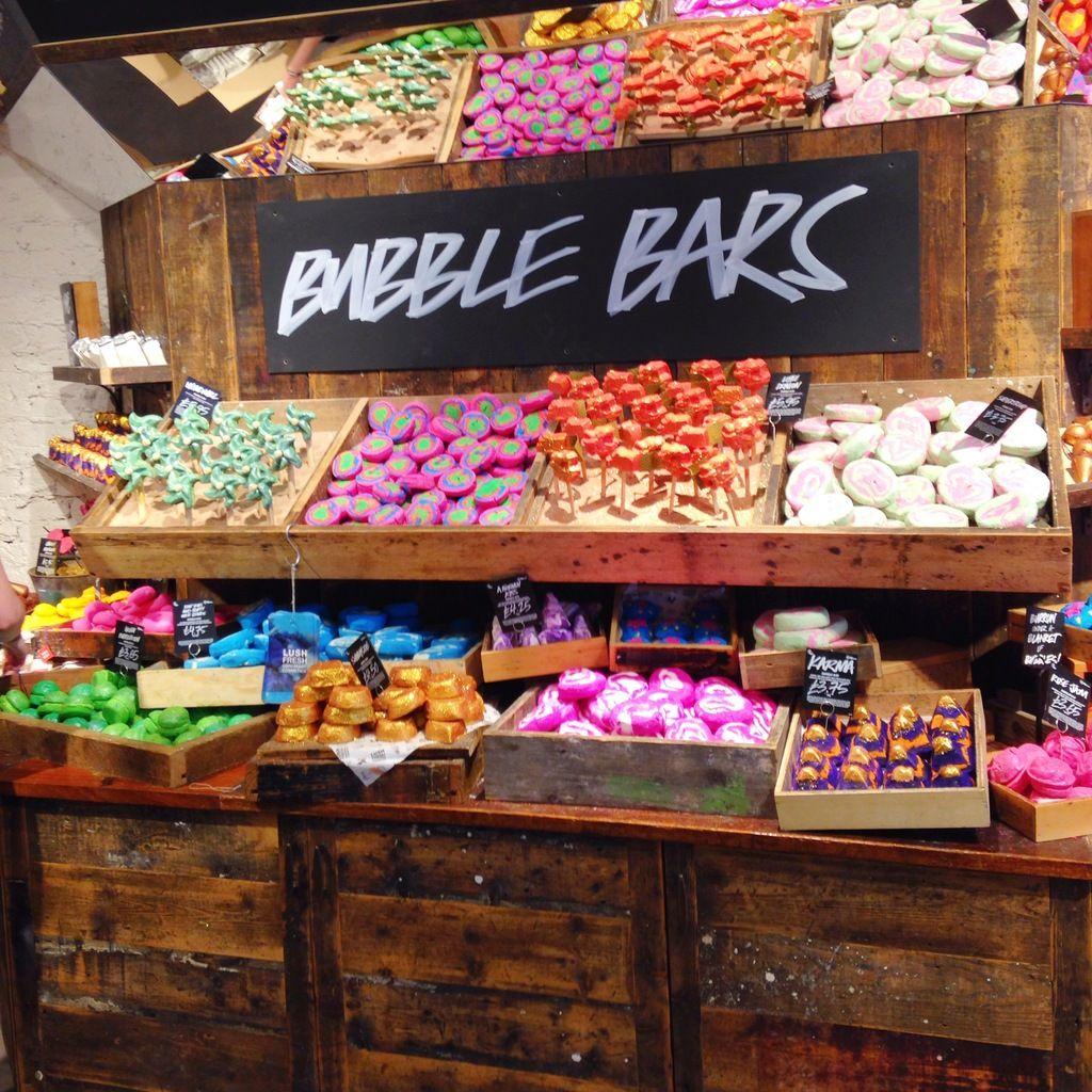 Lush oxford street store exclusives lush pinterest - Bombas de bano lush ...