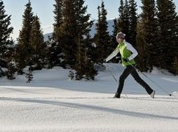 XC skiing quick tips