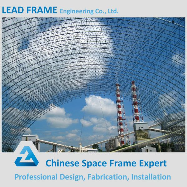 Dome Shape Steel Structure Space Frame Roof Framing | alibaba ...