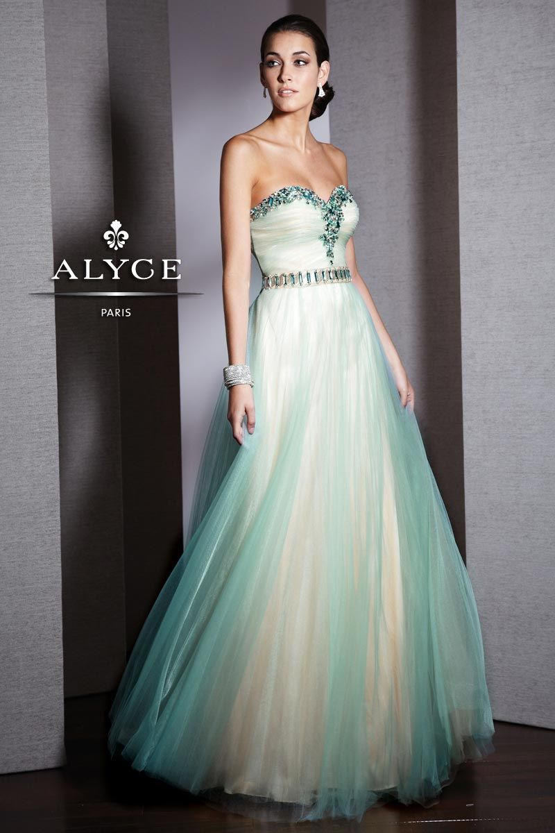 Prom DressEvening Dress by Black Label5533 Delicate Dazzle!