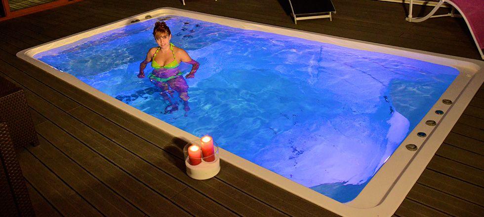 piscine xs 4 25 x 2 15 9 15 m2 prof 1 30 m pour la. Black Bedroom Furniture Sets. Home Design Ideas