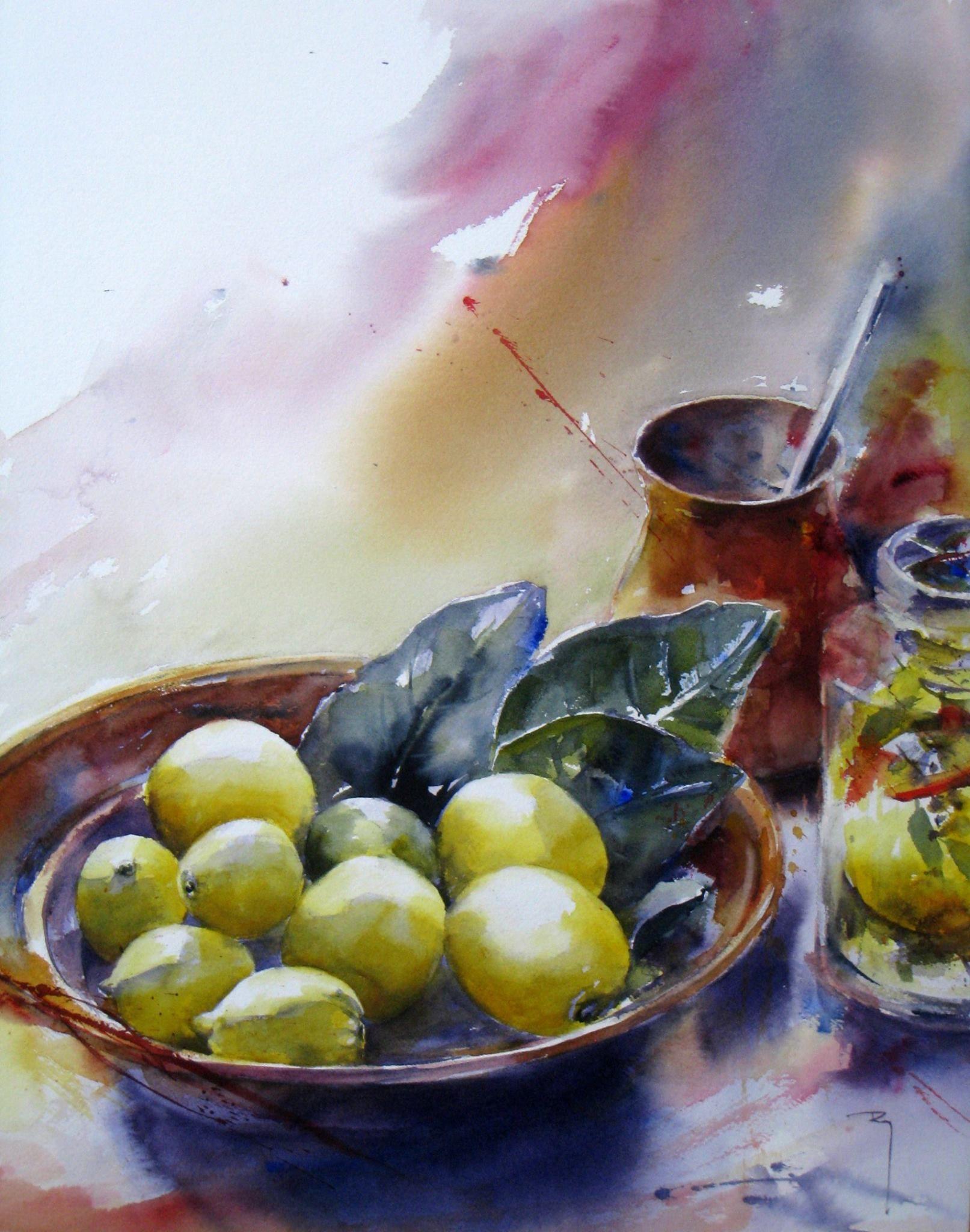 Aquarelles Watercolor Art Diy Watercolor Art Landscape
