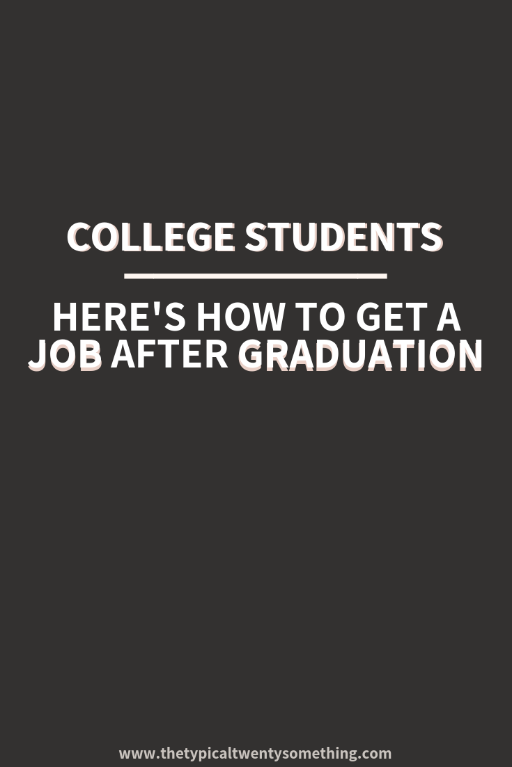How You Can Get An Entry Level Job Right After College Graduation Entry Level Jobs Job Advice Job