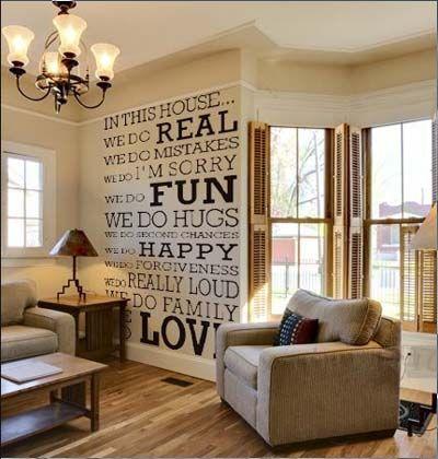 Vinilos decorativos para tus ambientes