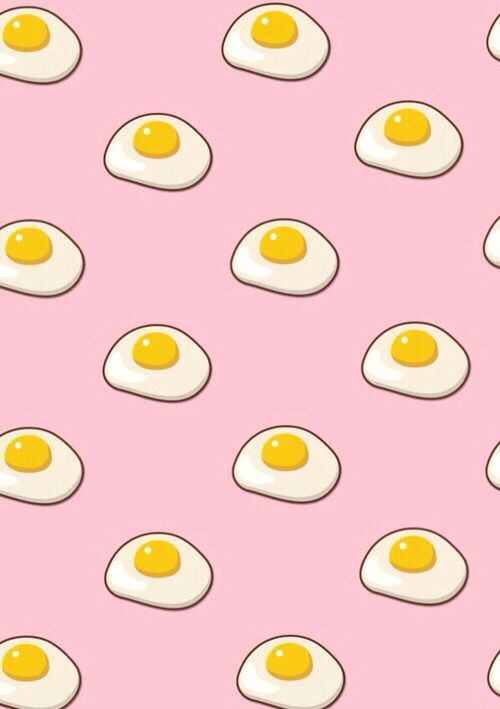 Glossier Iphone Wallpaper Eggs Pattern Pattern Pinterest Egg Food And Patterns