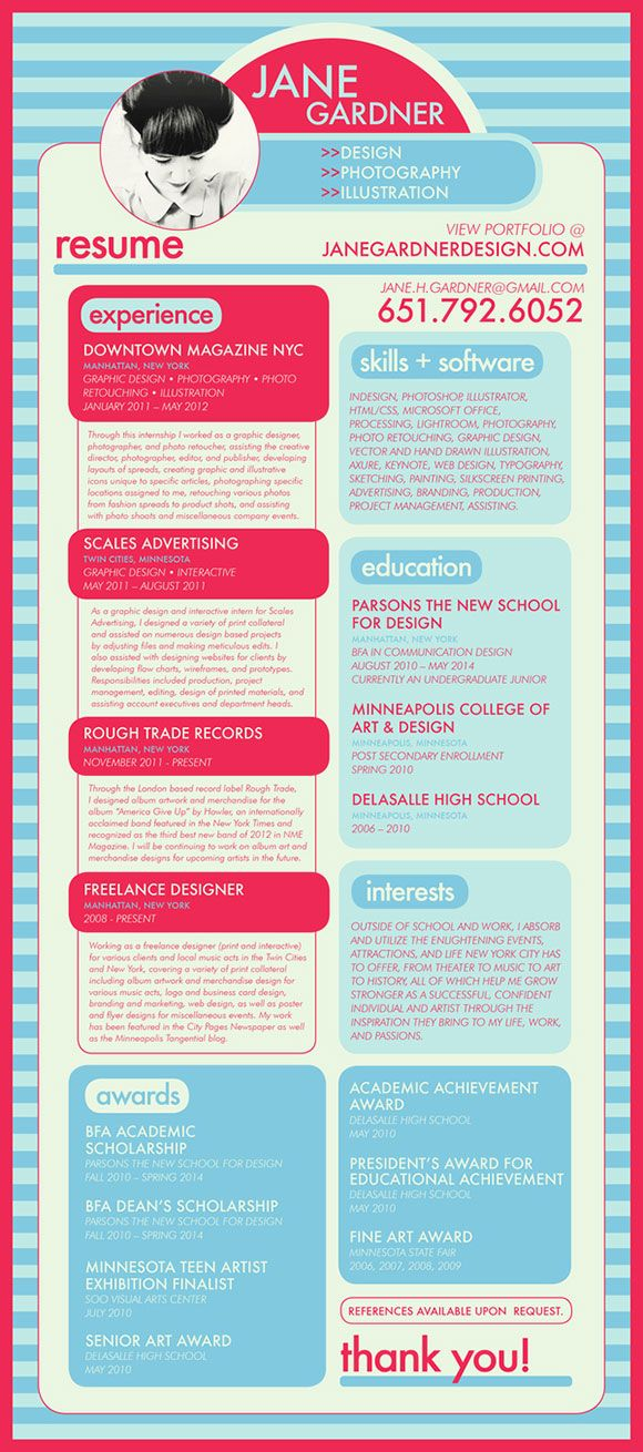 amazing graphic design resume examples to attract employers resume pinterest lebenslauf bewerbung - Sample Graphic Design Resume