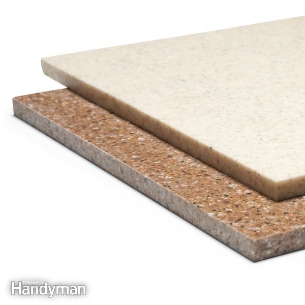 You Can Install Your Own Solid Surface Countertops. We Show You Where To  Get The Materials And Tools And Give You A Brief Explanation Of How To  Fabricate Th