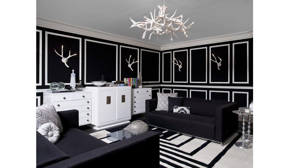 Nicole Fuller Interiors Suffern Estate Living Room Nicole