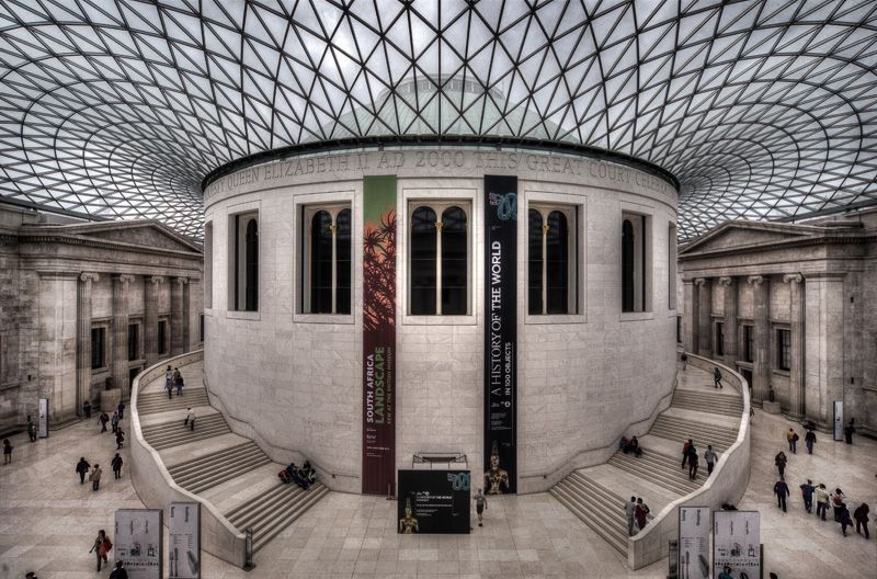 The British Museum Is Considered One Of The World S Greatest Museums Of Human History And Culture Its Permanent C British Museum Things To Do In London London