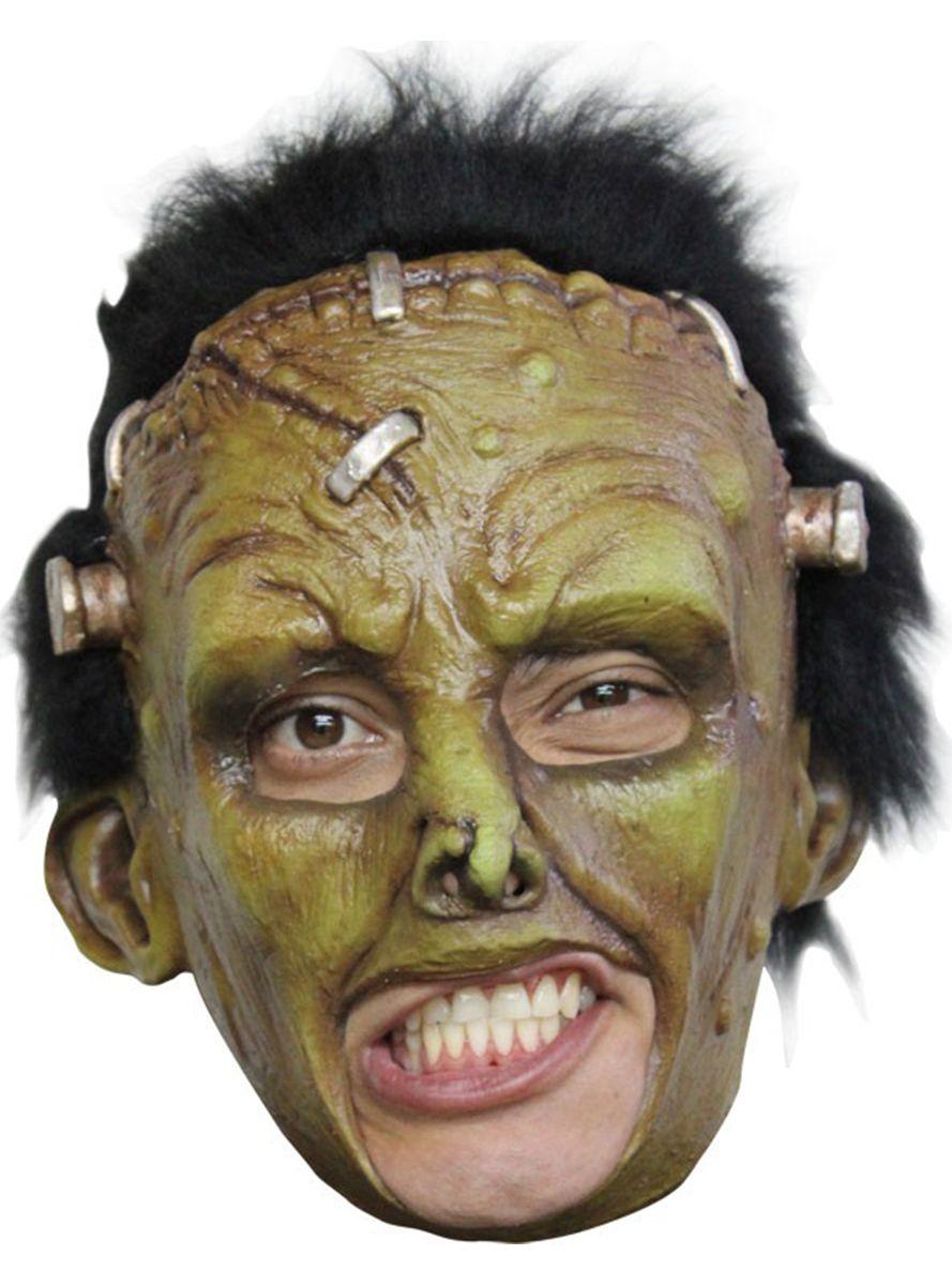 Deluxe Frankenstein Mask. The coolest Frankenstein mask