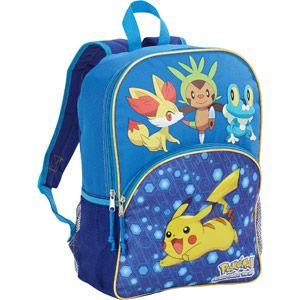 "Pokeman 16"" Backpack"