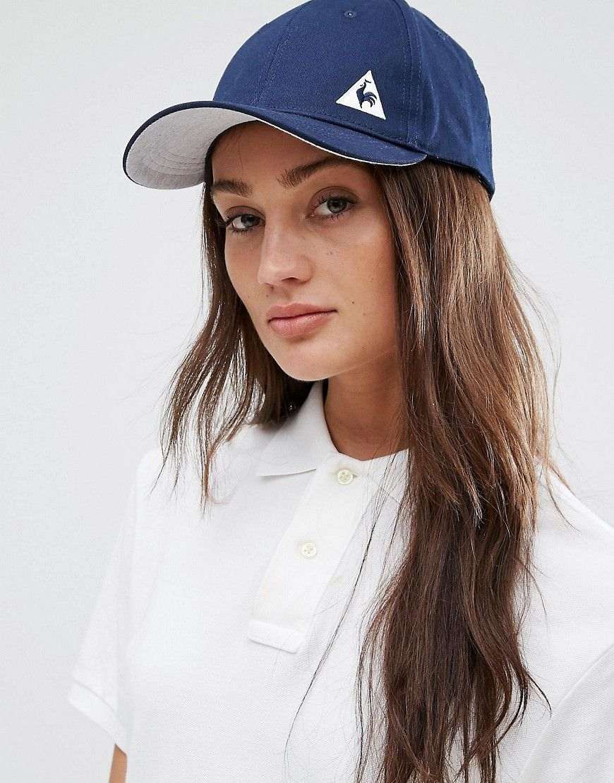Get this Le Coq Sportif s cap now! Click for more details. Worldwide  shipping. 2efdf8b9821a