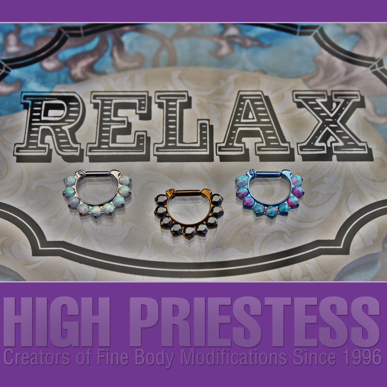 Highpriestess96 highpriestesstattooandpiercing piercing