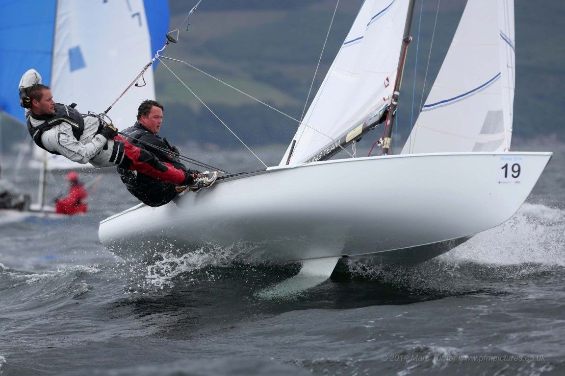 Flying Dutchman Racing at Largs