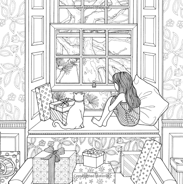 free night coloring pages - photo#31